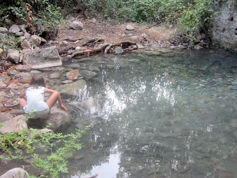 Waldpädagogik Olympos Wasser